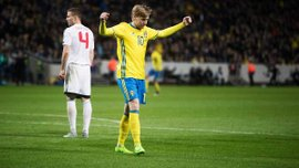 Відбір на ЧС-2018: Швеція розгромила Білорусь, Естонія мінімально перемогла Кіпр