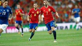 Вілья отримав травму на тренуванні збірної Іспанії та пропустить матч проти Ліхтенштейну