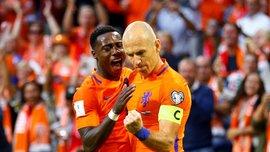 Нидерланды – Болгария – 3:1 – Видео голов и обзор матча
