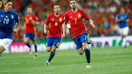 Вилья получил травму на тренировке сборной Испании и пропустит матч против Лихтенштейна