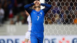 Франция впервые за 97 лет не смогла победить Люксембург