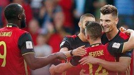 Греція – Бельгія – 1:2 – Відео голів і огляд матчу