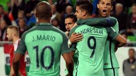 Венгрия – Португалия – 0:1 – Видео гола и обзор матча
