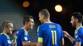 Гібралтар – Боснія і Герцоговина – 0:4 – Відео голів і огляд матчу