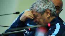 Луческу: Думаю, що арбітри навмисно зробили помилки у матчі Україна – Туреччина