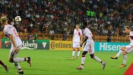 Армения – Дания – 1:4 – Видео голов и обзор матча
