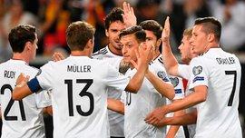 Германия – Норвегия – 6:0 – Видео голов и обзор матча