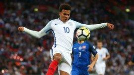 Алли объяснил, кому адресовал средний палец в матче Англия – Словакия