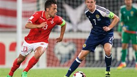 Шотландия – Мальта – 2:0 – Видео голов и обзор матча