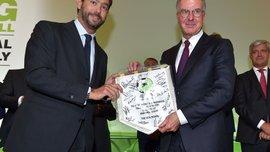 Президент Ювентуса Аньєллі обраний головою Асоціації європейських клубів (ECA)