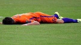 Ван Персі може завершити кар'єру через жахливу травму, отриману в матчі Франція – Нідерланди