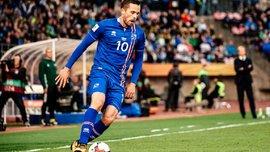 Ісландія – Україна: Сігурдссон відкрив рахунок після суперечливого епізоду