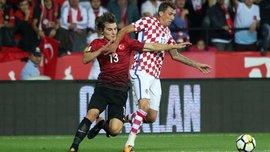 Турция – Хорватия – 1:0 – Видео гола и обзор матча