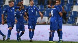 Италия – Израиль – 1:0 – Видео гола и обзор матча