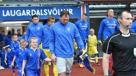 На Пятове не было фола при первом голе, – экс-арбитр ФИФА прокомментировал спорные эпизоды матча Исландия – Украина