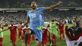 Сирийский комментатор сошел с ума и расплакался, когда Сирия на 90+3-й вышла в плей-офф отбора ЧМ-2018