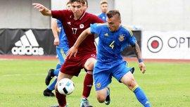 Осман: Збірна України U-21 перебуває на першій сходинці у групі – це не може не тішити