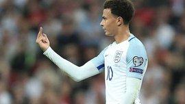 ФИФА открыла дисциплинарное производство против Деле Алли за то, что он показал средний палец в матче Англия – Словакия