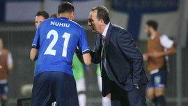 Наставник сборной Косово Буньяки подал в отставку – федерация приняла