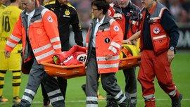 Шмельцер пропустит 6 недель из-за травмы, полученной в дебютном матче Ярмоленко за Боруссию
