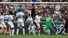 Суонси – Ньюкасл – 0:1 – Видео гола и обзор матча