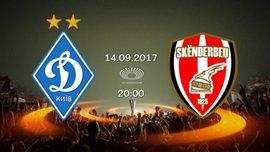Динамо – Скендербеу: Хацкевич, Суркіс та гравці команди закликали вболівальників підтримати команду