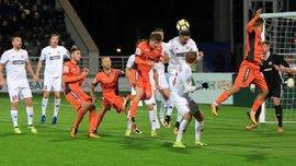 Федотов голом допоміг уникнути поразки СКА-Хабаровськ в матчі з Уралом