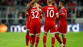 Бавария – Андерлехт – 3:0 – Видео голов и обзор матча