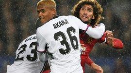 Манчестер Юнайтед – Базель – 3:0 – Видео голов и обзор матча