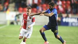Славія – Маккабі Т-А – 1:0 – Відео гола та огляд матчу