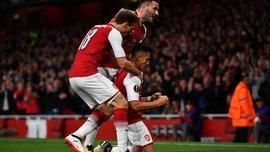 Арсенал – Кельн – 3:1 – Видео голов и обзор матча