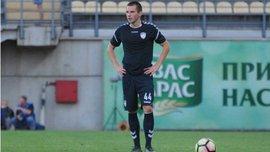 Михайличенко отличился курьезным автоголом в матче Александрия – Сталь