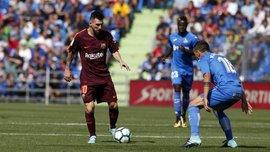 Барселона добывает волевую победу над Хетафе