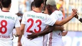 Рибалка віддав гольову передачу в матчі чемпіонату Туреччини