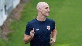 Захисник Атлетіка Єрай після лікування від раку близький до повернення до тренувань