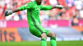 Штарке возобновил карьеру в Баварии из-за травмы Нойера