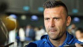 Наставник Динамо Загреб Цвитанович пережил нападение, в результате которого получил перелом руки