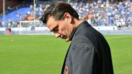 Милан недоволен Монтеллой и поставил тренеру ультиматум