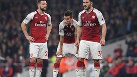 Арсенал – Вест Бромвич – 2 0 – Видео голов и обзор матча