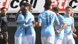 Манчестер Сити U-19 победил Шахтер U-19 в Юношеской Лиге УЕФА