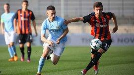 Манчестер Сити U-19 – Шахтер U-19 – 3:1 – Видео голов и обзор матча