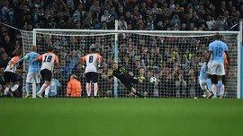 Пятов отбил четвертый пенальти в Лиге чемпионов