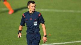 Бойко будет судить матч Лиги Европы между Лугано и Стяуа