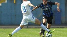 Динамо U-19 упустило победу над Интером U-19 в Юношеской лиге УЕФА