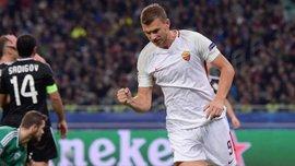 Рома минимально победила Карабах в Баку