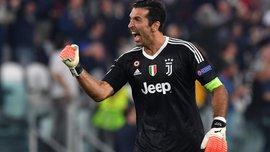 Буффон – единственный итальянский футболист, сыгравший 110 матчей в Лиге чемпионов