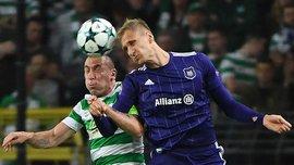Андерлехт – Селтик – 0:3 – Видео голов и обзор матча