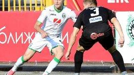 Лебеденко: Если бы плохо сыграл против Динамо, то меня бы отправили назад