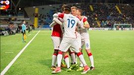 Астана – Славия – 1:1 – Видео голов и обзор матча