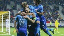 Лига Европы: Арсенал победил БАТЭ, Стяуа одолела Лугано